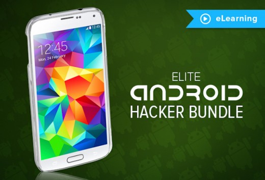 The Elite Android Hacker Bundle 520x353 Learn to code Android apps: Get 92% off the Elite Android Hacker Bundle