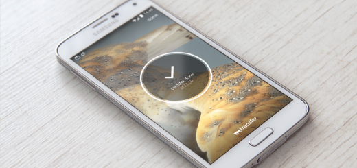 WeTransfer Android app_medium size