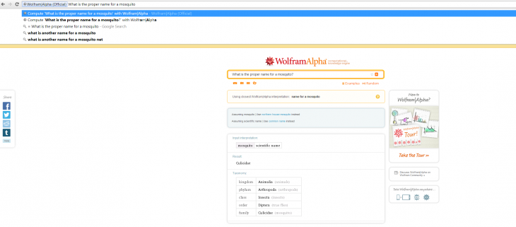 Wolframalpha Chrome2 730x321 27 of the best Chrome extensions you should check out today