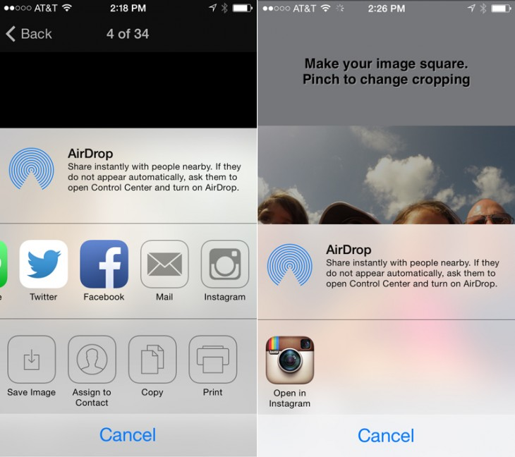 Younity 730x648 Younitys personal cloud service adds Instagram support for easier #TBT sharing