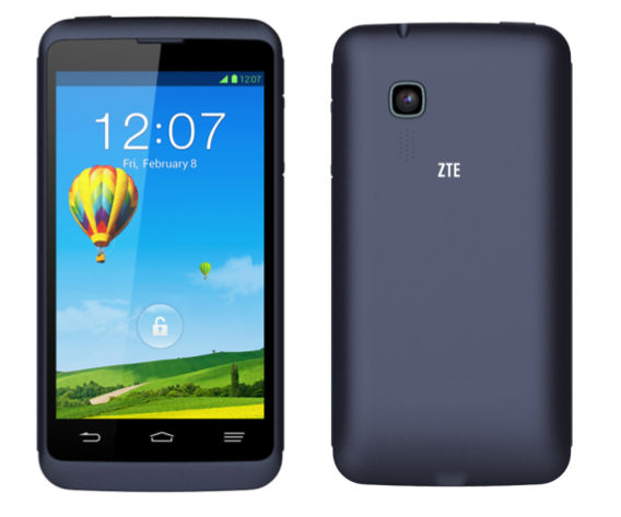 ZTE KIS 3 ZTE eyes Southeast Asia, seeking to build its brand with launch of three Android KitKat smartphones