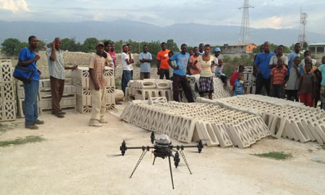 a flying drone 009 17 ways that drones are changing the world