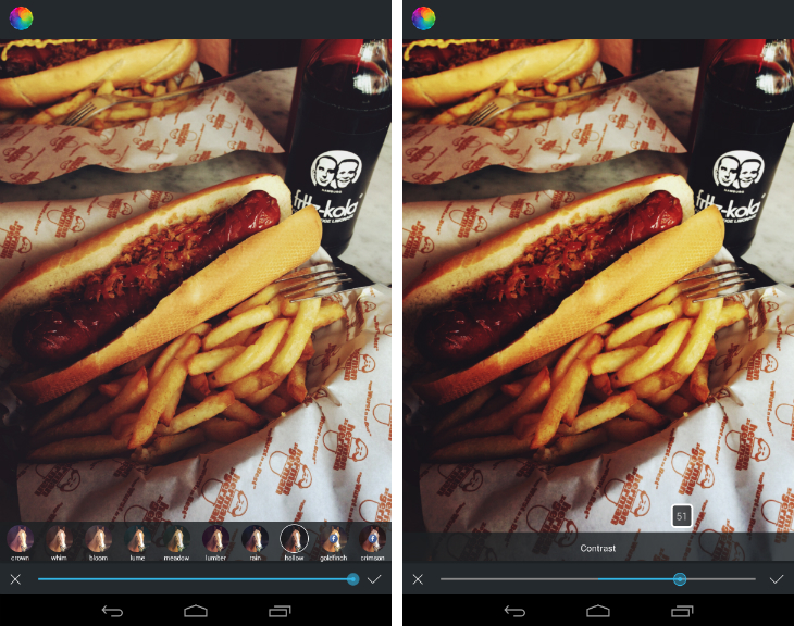 afterlight1 Afterlight brings its extensive photo editing and filter app to Android