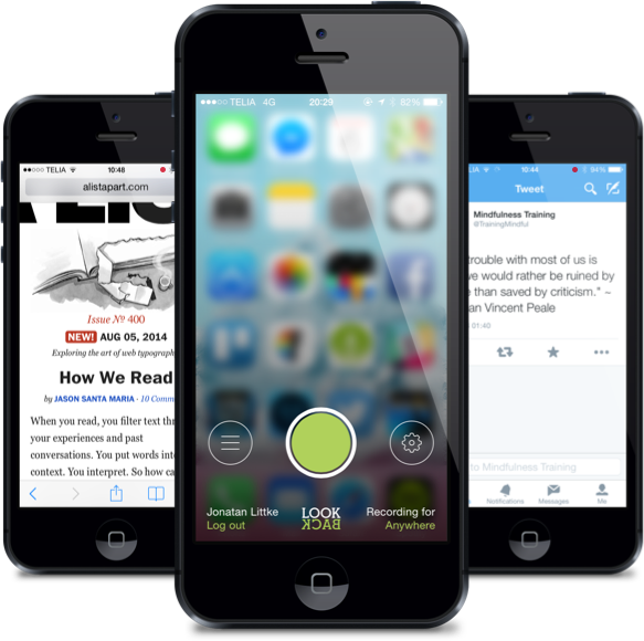 awesome mode phone Lookbacks Awesome Mode allows developers to record everything from a jailbroken iOS device