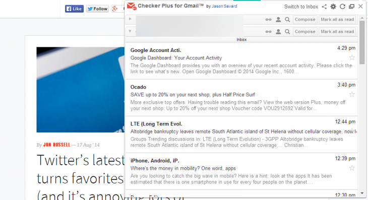 checkerplus 730x397 27 of the best Chrome extensions you should check out today
