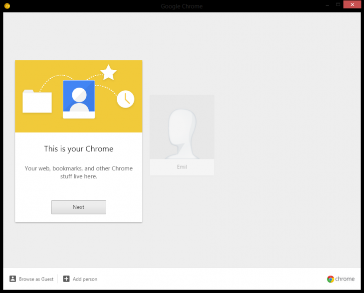 chrome switch user1 730x588 Google brings Chrome OS user management system to latest Chrome builds