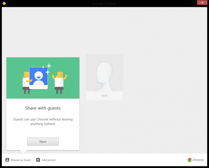 chrome switch user3 730x588 Google brings Chrome OS user management system to latest Chrome builds