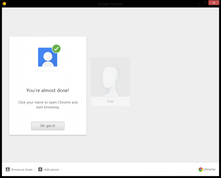 chrome switch user4 730x588 Google brings Chrome OS user management system to latest Chrome builds