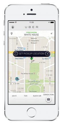 corner store mock full 220x431 Uber launches Corner Store delivery service in Washington DC