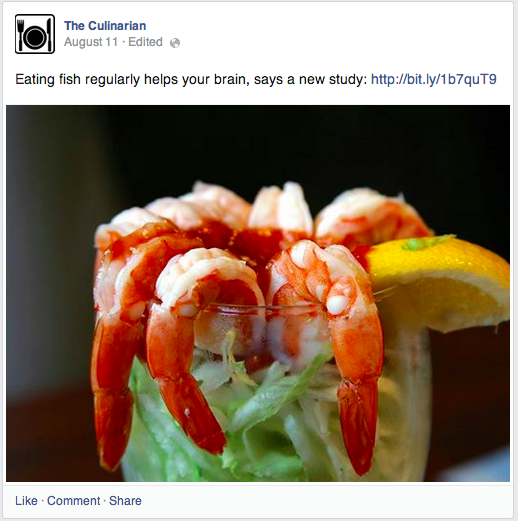 culinarian new Facebook cleans up News Feed by reducing click bait headlines, links shared in captions and status updates
