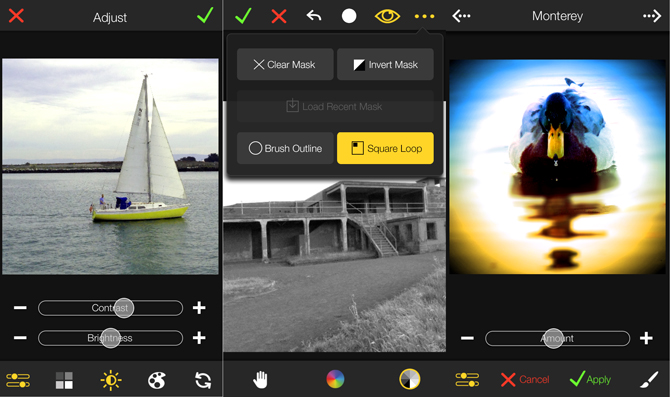 fxphotostudio FX Photo Studio app update features interface overhaul and augmented special effects