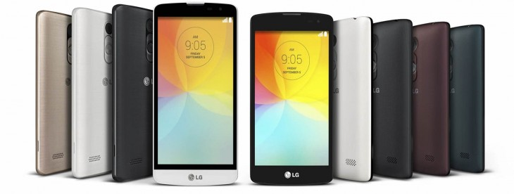 lg l 730x276 LG targets first time smartphone owners with two new quad core, 3G devices