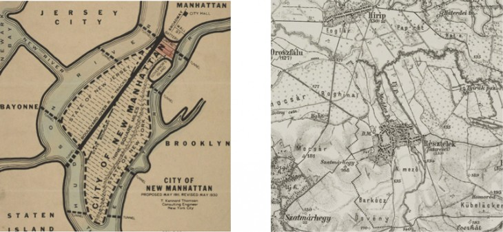 maps2 730x337 Electric Objects teams up with NY Public Library for artist residency