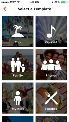 photo 220x390 Lenshare mobile photo app captures the moment and keeps it confidential