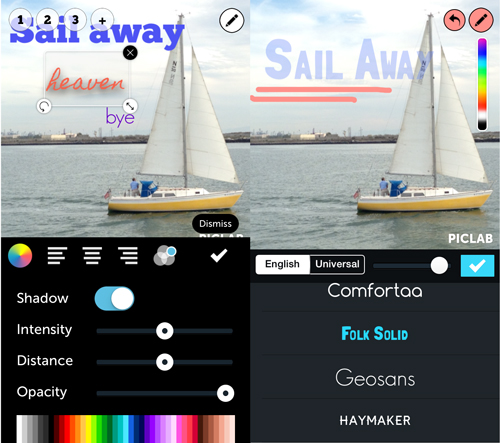 picLab 9 outstanding apps for adding text to your photos