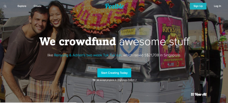 pozible 730x332 Which crowdfunding platform is right for your startup?