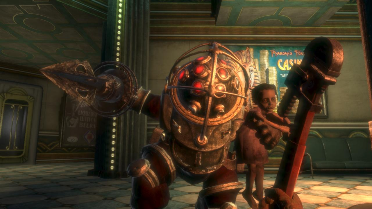 BioShock Arrives on the iPhone and iPad