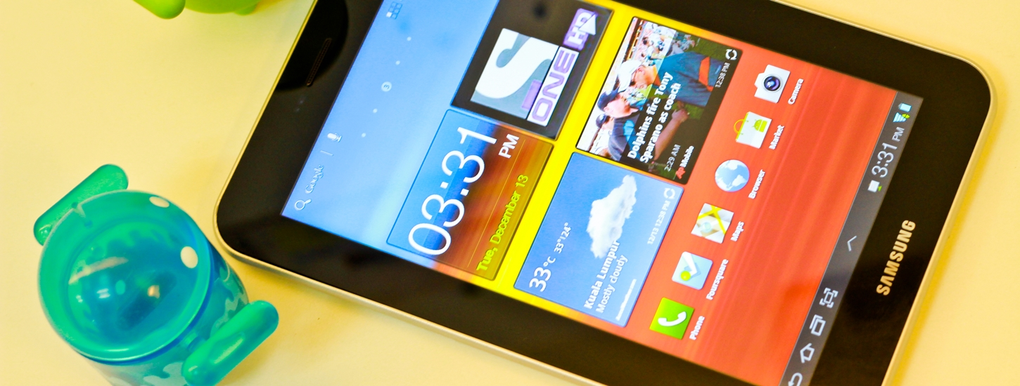 Report: 25% of Tablets Shipped to Asia Can Make Phone Calls