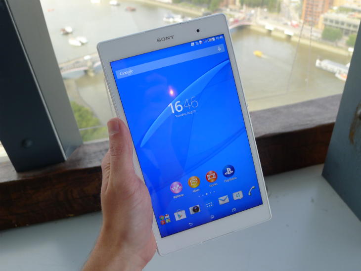 Sony Xperia Z3 Tablet Compact: A skinny, waterproof 8inch slate with
