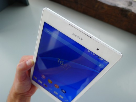 tablet9 520x390 Sony Xperia Z3 Tablet Compact: A skinny, waterproof 8 inch slate with an abysmal name