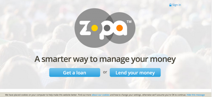 zopa 730x336 Which crowdfunding platform is right for your startup?