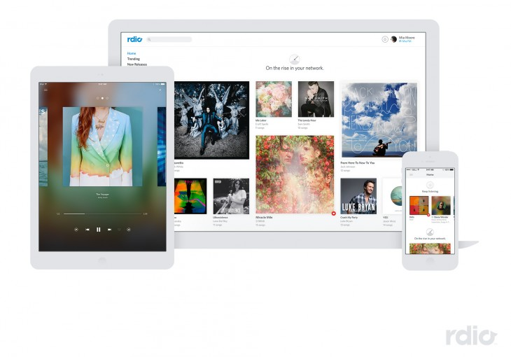 0903 rdio2 730x510 Rdio updates apps and web client with major redesign and new radio station feature