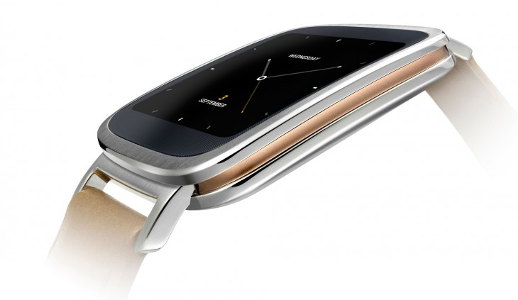 ASUS ZenWatch 03 730x423 Asus first wearable is called the ZenWatch, coming to the UK before Christmas for less than £200