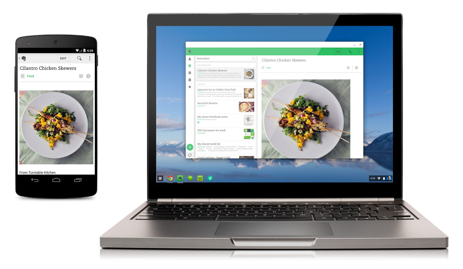can you run android apps on chromebook PS4