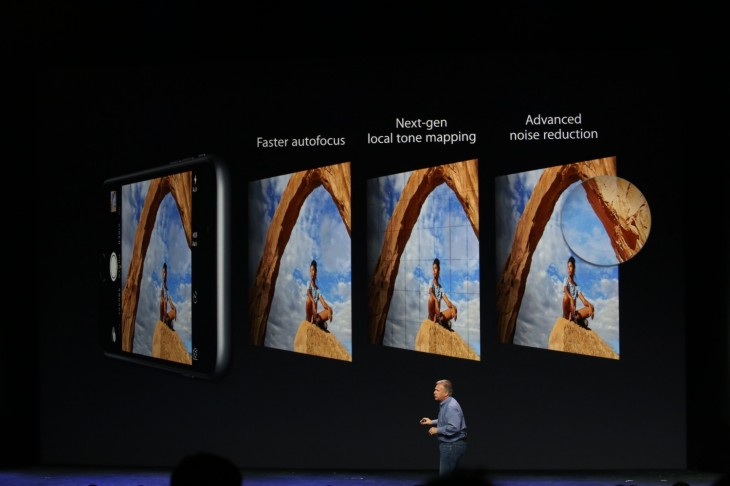 Apple Oct 2014 154 730x486 Apple unveils the iPhone 6 and iPhone 6 Plus