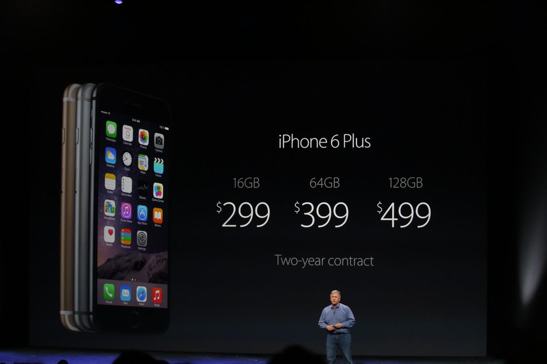 128 GB storage