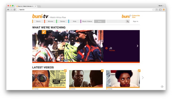 BuniTV 730x420 Why startups, not media giants, lead online video in Africa