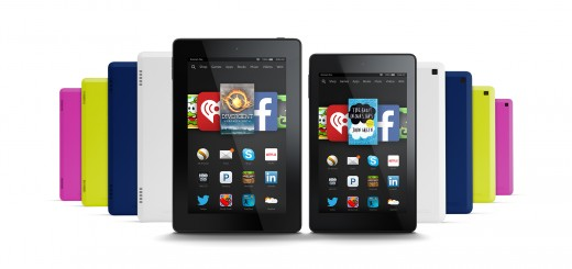 Fire HD 6-HD 7-Colors