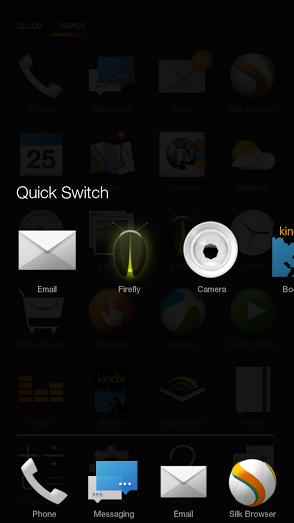 Fire QuickSwitch Amazons Fire Phone lands in the UK next week, heres what you should know