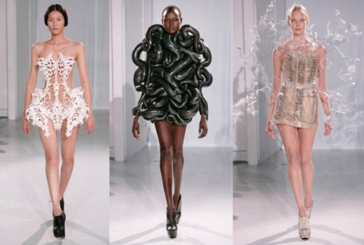 Iris Van Herpen 620x418 520x350 How 3D printing will impact our future: A rundown of companies to keep your eyes on