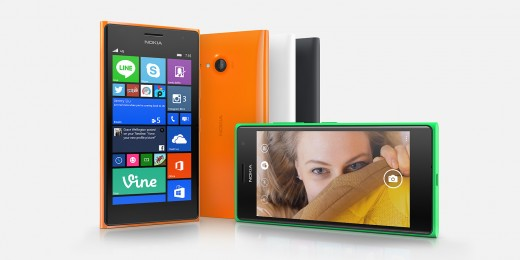 Lumia 735 hero1 520x260 Microsoft announces the dual SIM 3G Lumia 730 and LTE Lumia 735, with selfies in mind