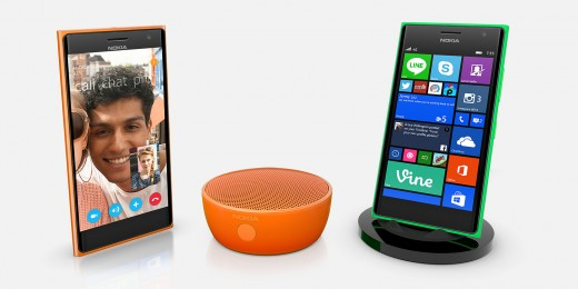 Lumia 735 hero2 520x260 Microsoft announces the dual SIM 3G Lumia 730 and LTE Lumia 735, with selfies in mind