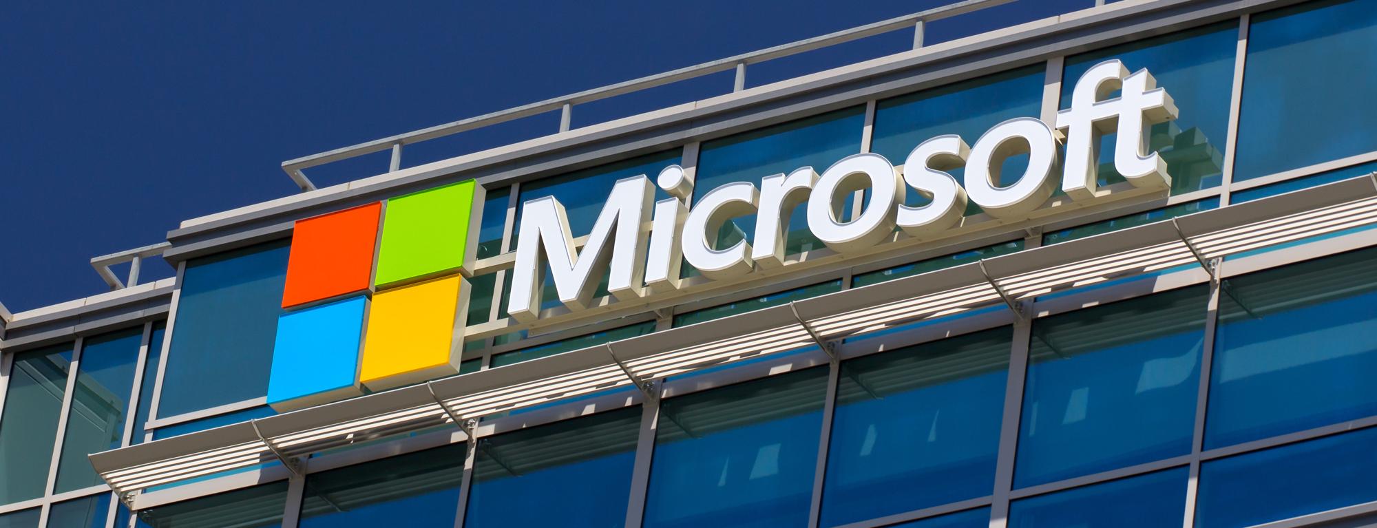 Microsoft Diversity Report: 71% Male, 60.6% Caucasian
