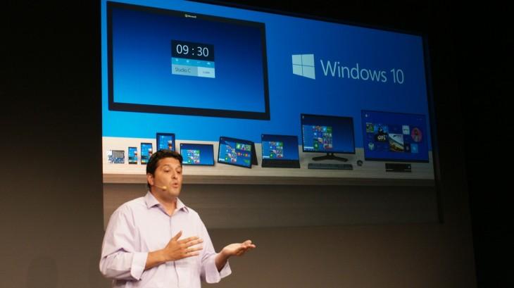 مايكروسوفت تكشف رسمياً عن ويندوز 10 1