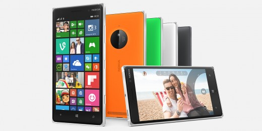 Nokia Lumia 830 hero1 jpg 520x260 Microsoft announces the dual SIM 3G Lumia 730 and LTE Lumia 735, with selfies in mind