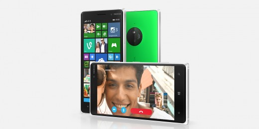 Nokia Lumia 830 hero2 jpg 520x260 Microsoft announces the dual SIM 3G Lumia 730 and LTE Lumia 735, with selfies in mind