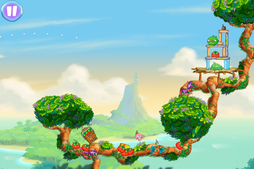 Photo 04 09 2014 17 40 57 520x346 Angry Birds Stella brings its all female cast to iOS, Android and other platforms