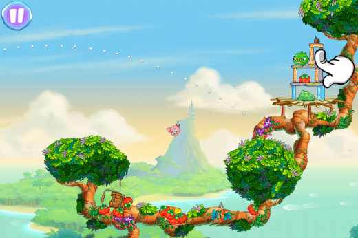 Photo 04 09 2014 17 41 16 520x346 Angry Birds Stella brings its all female cast to iOS, Android and other platforms