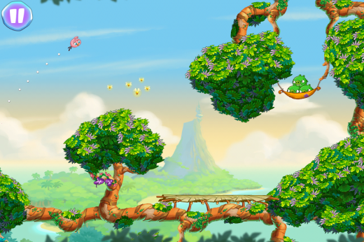 Photo 04 09 2014 17 42 54 520x346 Angry Birds Stella brings its all female cast to iOS, Android and other platforms