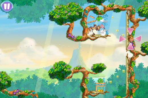 Photo 04 09 2014 17 47 18 520x346 Angry Birds Stella brings its all female cast to iOS, Android and other platforms