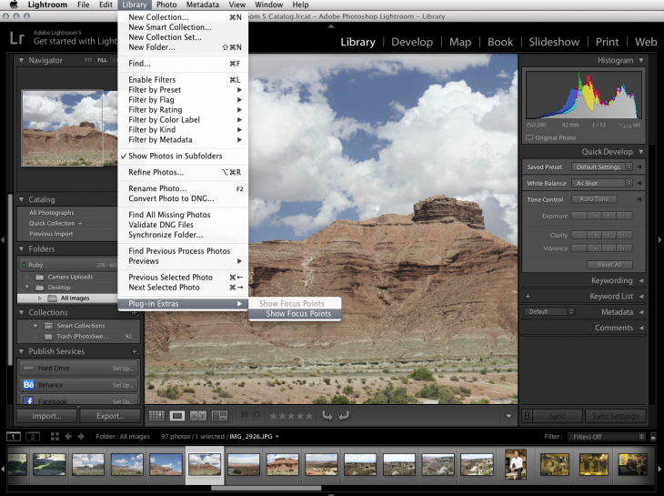 Show Focus Points for Lightroom is a handy plug-in for image focus analysis - The Next Web