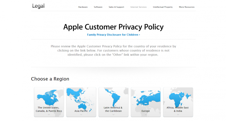 Screenshot 2014 09 18 08.35.16 730x392 Apple CEO Tim Cook pens a letter to customers to reassure them that their data is safe