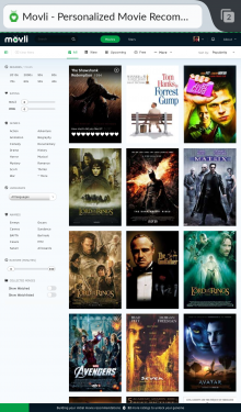 Screenshot 2014 09 03 10 56 501 220x375 Movli is a movie database, social network, and recommendation engine all in one
