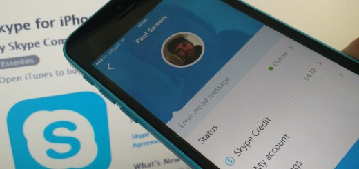 Skype for iOS 8