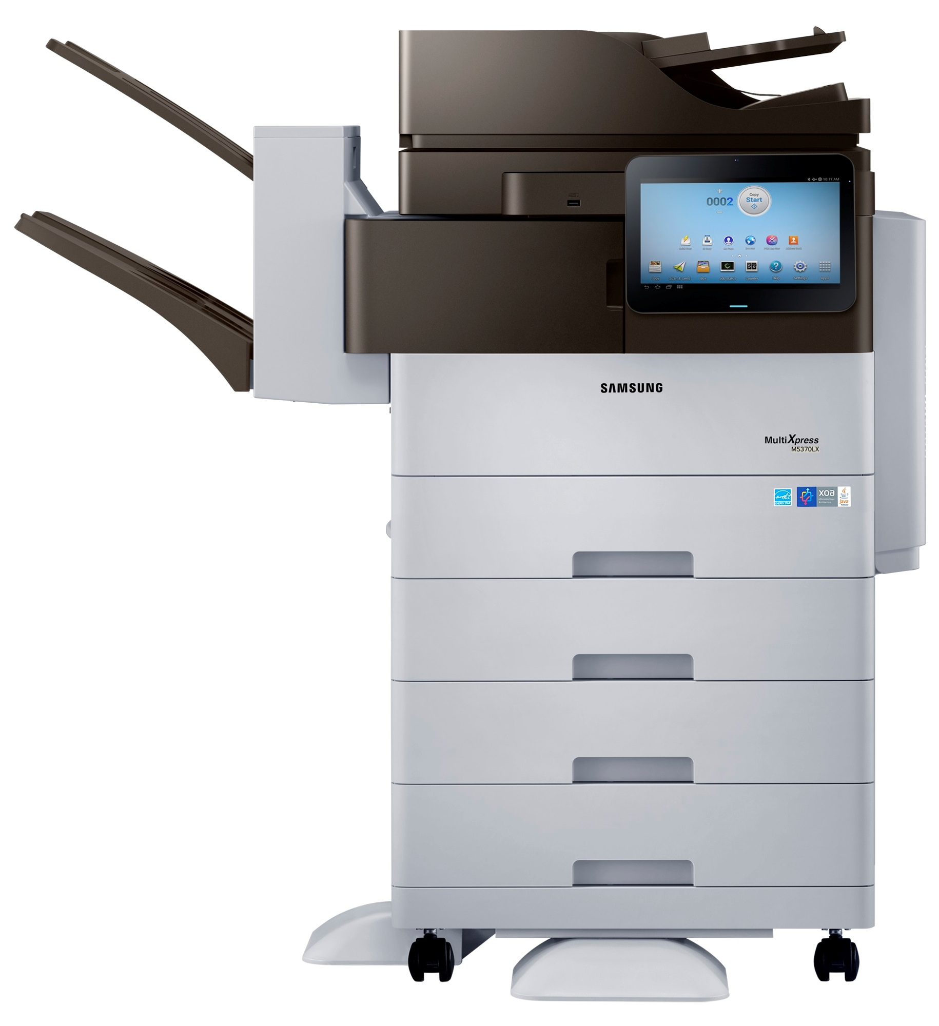 Smart MultiXpress M5370 series