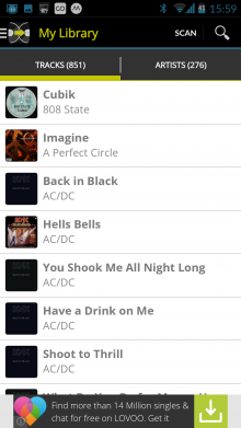 c8 220x391 See whos remixed and covered your favorite songs with WhoSampled for Android